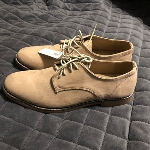 Old Navy Shoes - Old Navy suede Dress Shoes